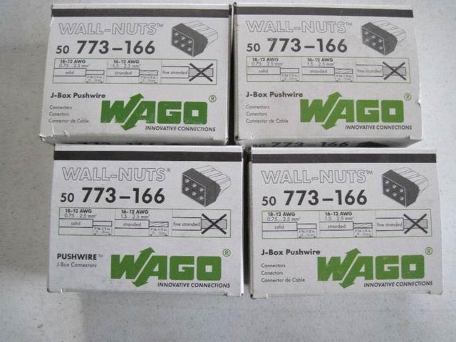 万可(WAGO)连接器(CONNECTOR)773-166