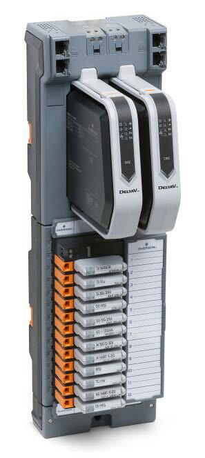 DeltaV Distributed Control System(S-series Electronic Marshalling)