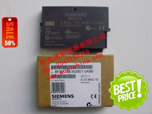 西门子(Siemens)模出模块(OUTPUT MODULE)6ES7135-4GB01-0AB0